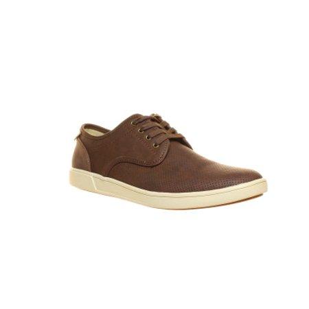 f232a73c20f Steve Madden Mens Flyerz Cognac Fashion Sneaker Size 11