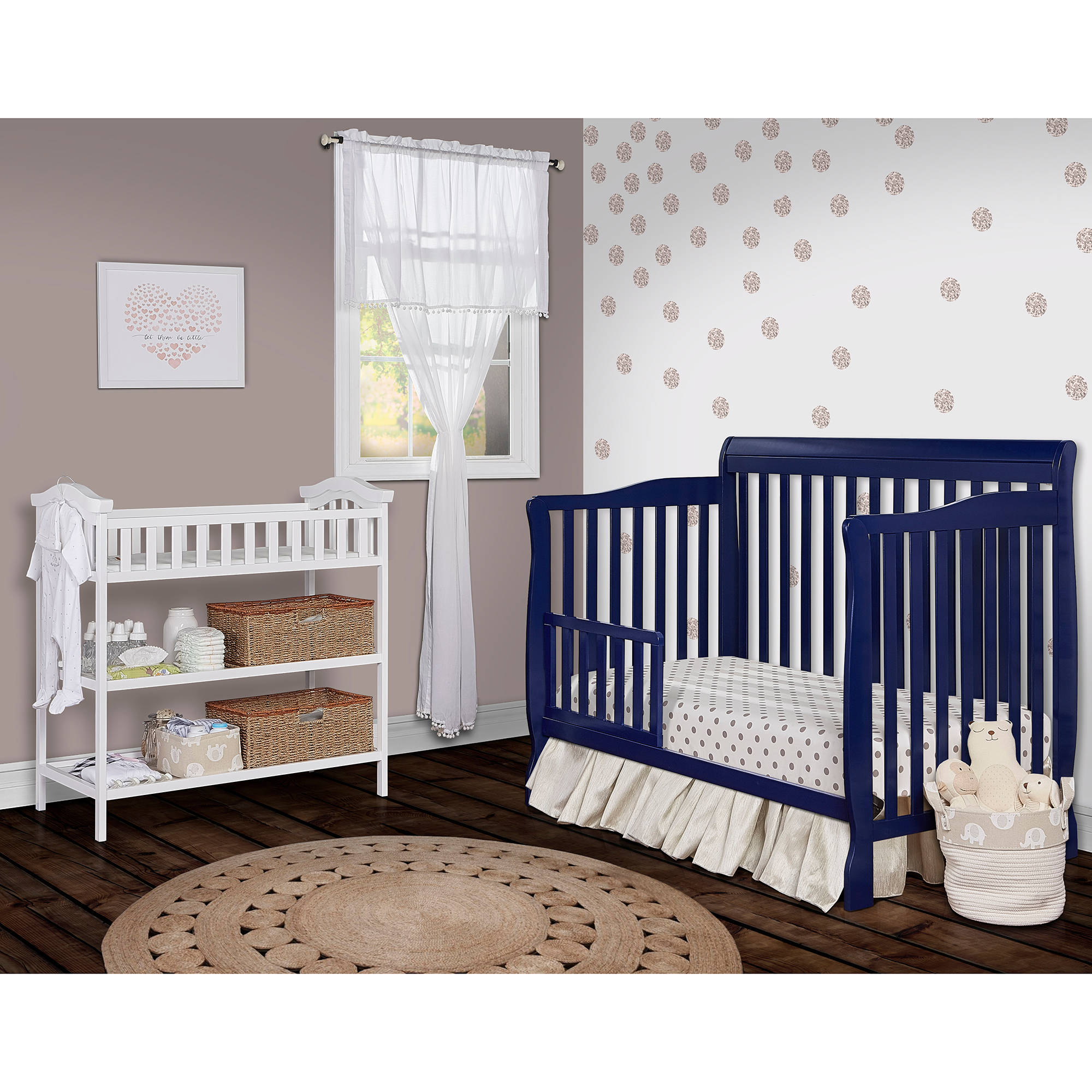 a l s itm convertible baby solano innerspring beach mattress with crib cribs i dream in