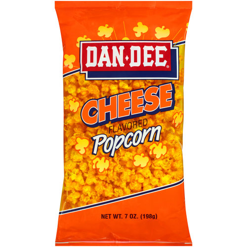 Dan Dee Cheese Flavored Popcorn, 7 oz