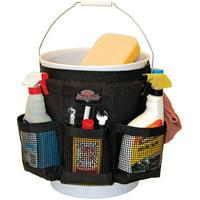 Bucket Boss AB30060 Wash Bucket Organizer, Black