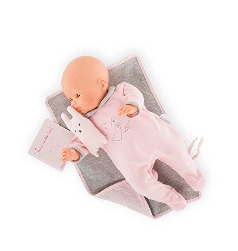 Mon Bebe Classique Dodo 14 inch Play Doll by Corolle (DPB81) by Corolle