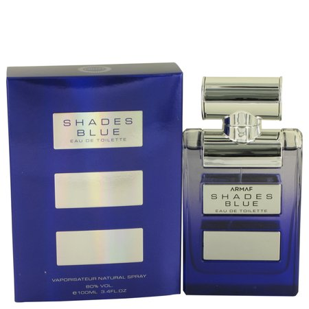 Armaf Shades Blue by Armaf Eau De Toilette Spray 3.4 oz for Women