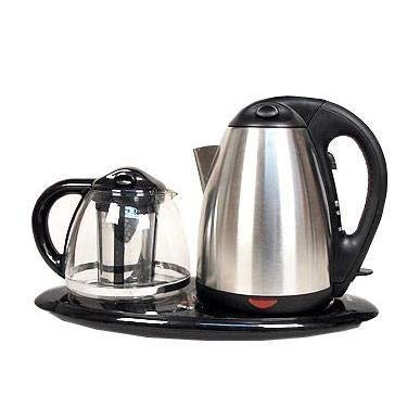 Best Electric Tea Makers - Tea Maker Set - Kettle, Filter, Tray 3 Review