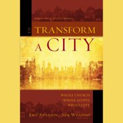 To Transform a City - Audiobook