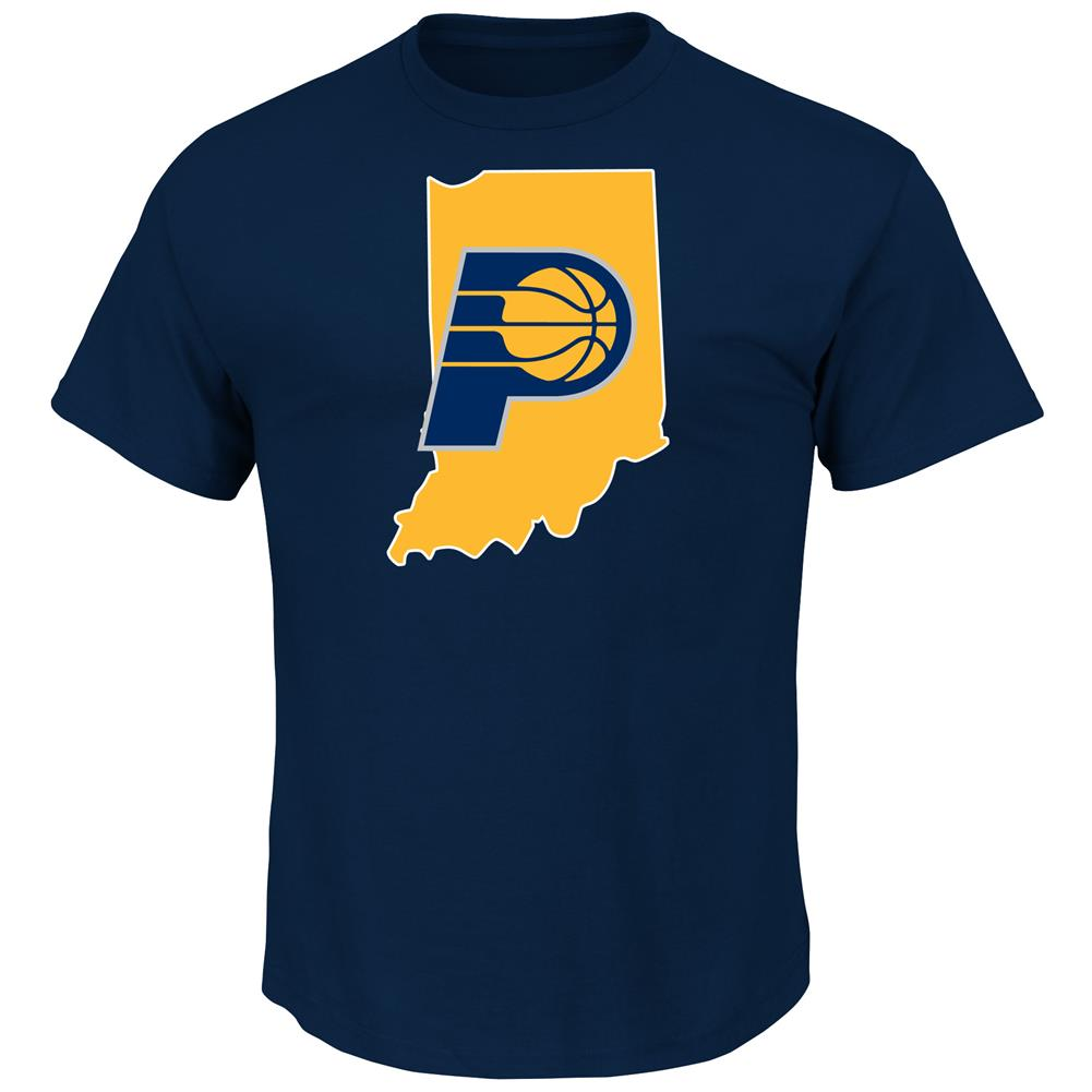 Paul George Indiana Pacers Short Sleeve T-Shirt