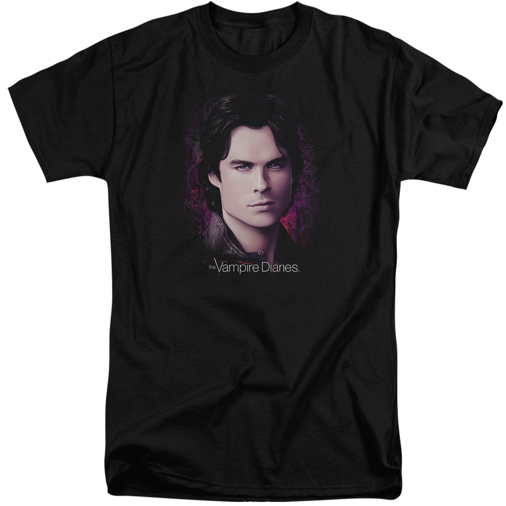 Vampire Diaries Compelling Mens Big and Tall Shirt