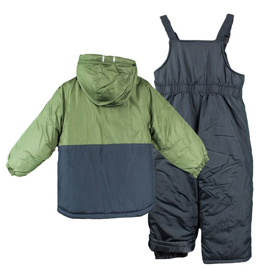 9ee69bebe7c4 Oshkosh B gosh - OshKosh Toddler Boys Heavy Weight Winter Snowsuit ...