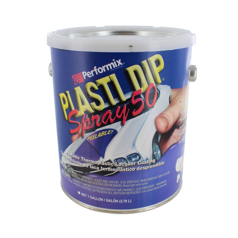 Peformix Plasti Dip 10103S LOW VOC Rubber Coating, Black, 1 Gallon