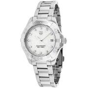 Tag Heuer Women's Aquaracer Watch Quartz Sapphire Crystal WAY1313.BA0915