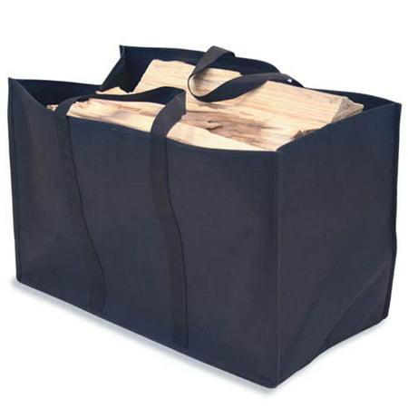 Napa Forge 19513 Canvas Log Bag   Black Canvas
