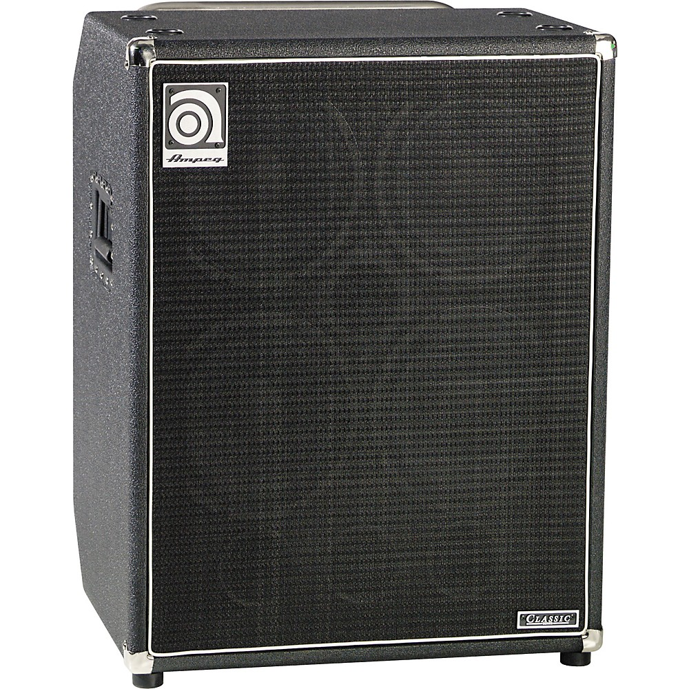 Ampeg SVT410HLF Classic Series Ported Horn 4x10 Bass Speaker Cabinet