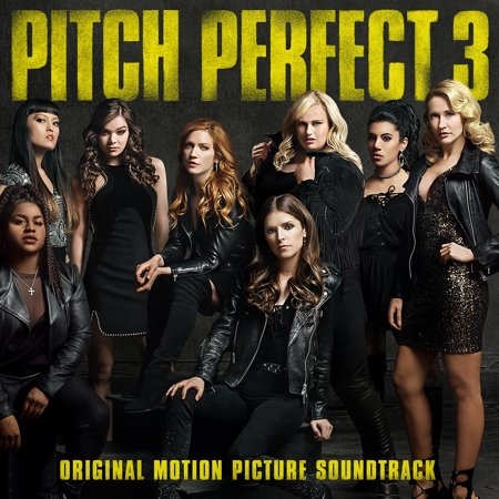 Pitch Perfect 3 (Original Motion Picture Soundtrack) (CD) (Halloween 3 Soundtrack Cd)