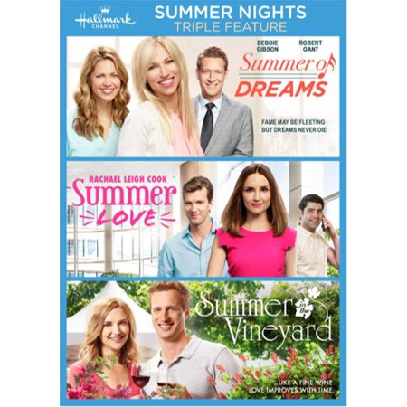 Summer Nights Triple Feature (Summer of Dreams, Summer of Love, Summer in the Vineyard) (Hell In A Cell Undertaker Vs Triple H)
