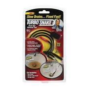 Turbo Snake Drain Flexible Stick Drain Opener Hair Drain Clog Remover