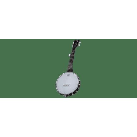 Dean Backwoods Banjo - Dean Backwoods Mini Travel Banjo - BKS