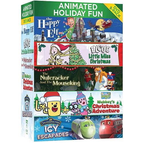 Animated Holiday Fun Gift Set