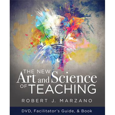 The New Art and Science of Teaching : A Video Workshop Bundle Demonstrating 20 Instructional Strategies for Student (Best Basketball Instructional Videos)