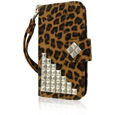 Mini Card Case - Samsung Galaxy S5 Mini Wallet Case w/Credit Card Slots