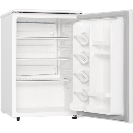 Danby Designer 2 6 Cu Ft All Refrigerator  White