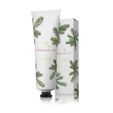 Thymes Frasier Fir Hand Cream, 3.4 Oz - Frasier Fir Hand Lotion