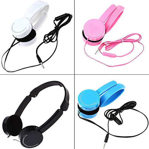 Retractable earphones kids - kids earphones bluetooth wireless