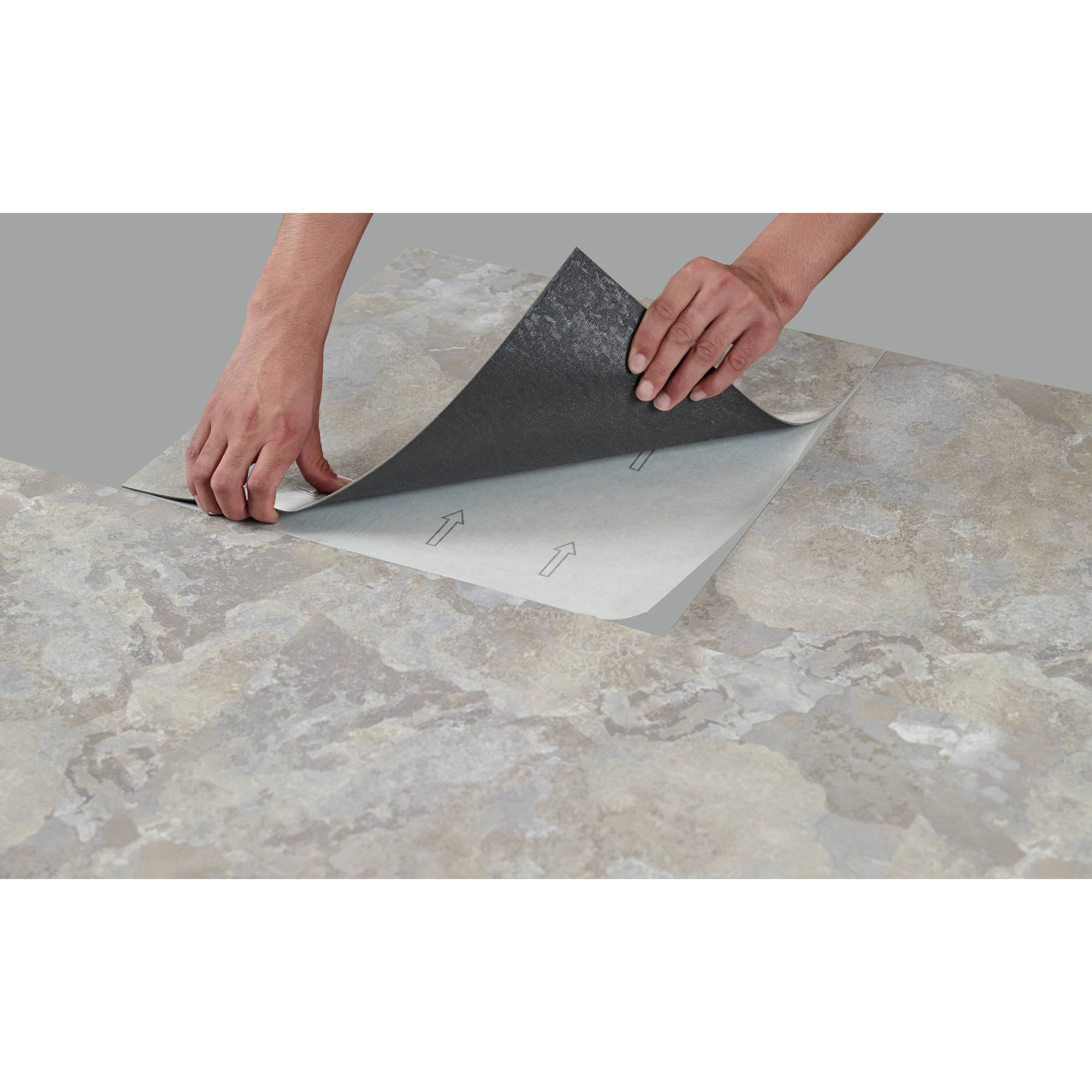 Delectable 50 slate home decor inspiration of flexible for Home decor vinyl flooring