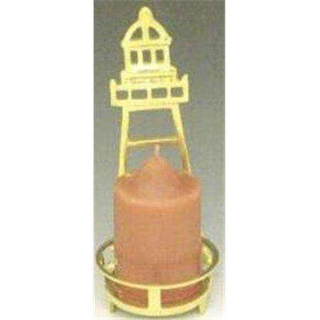 Mayer Mill Brass LHC-1 Lighthouse Candle Stand