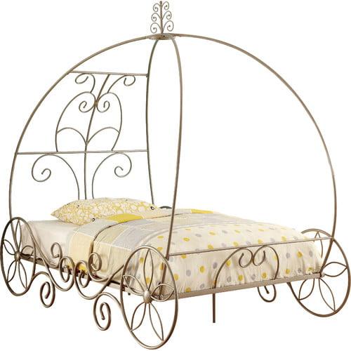Zoomie Kids Elisha Canopy Bed by