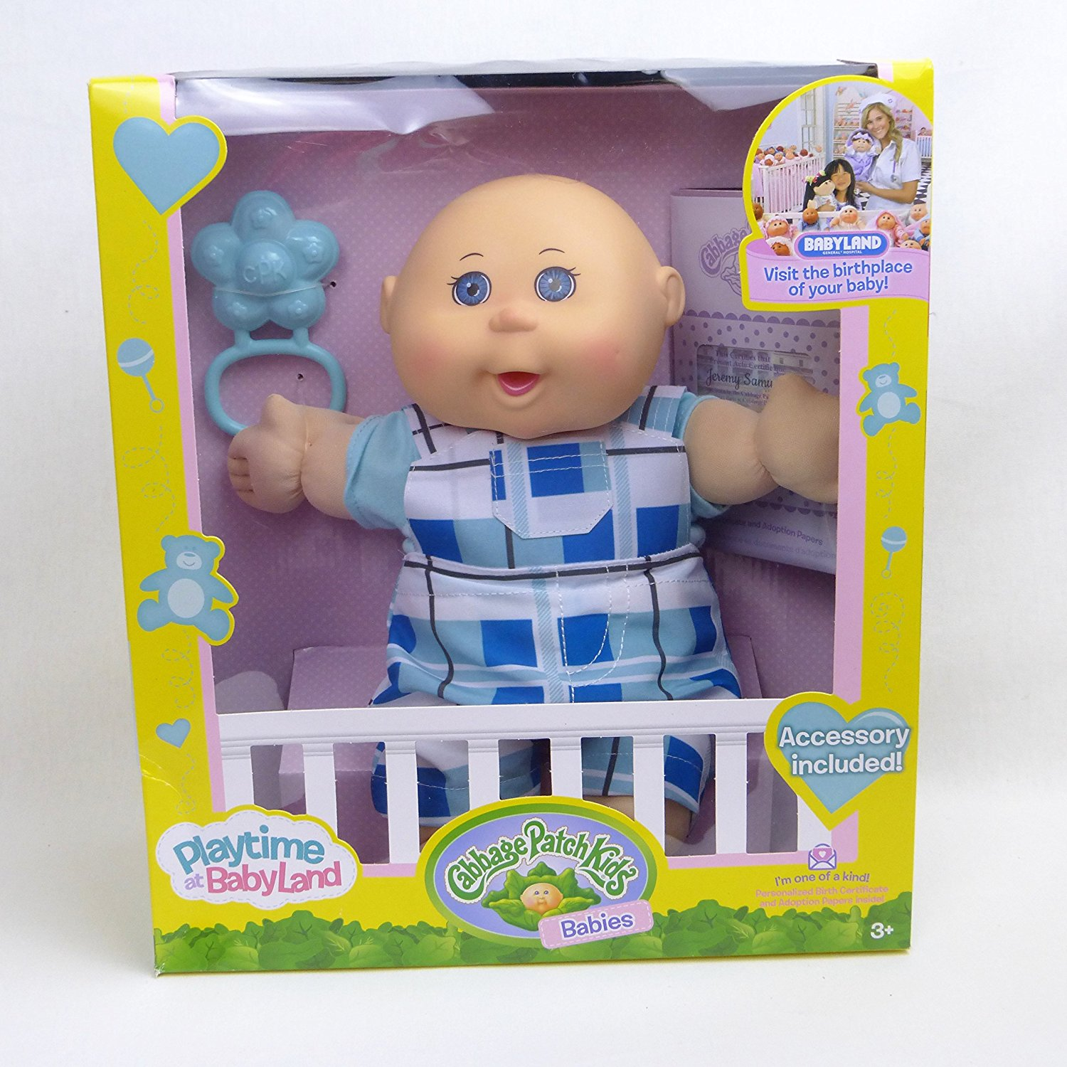 Playtime Babies, By Cabbage Patch Kids by