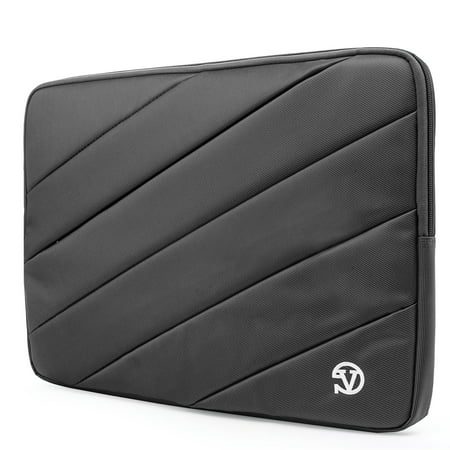 VANGODDY Jam Padded Carrying Sleeve fits Laptops / Notebooks / Ultrabook up to 14, 15, 15.6 inches [Samsung, HP, Asus, Acer, Apple, Toshiba, Lenovo, etc.] (Toshiba 15 Inch Laptop Skin)