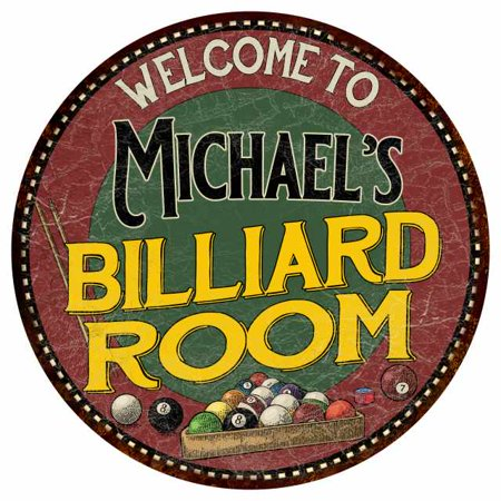 Michael's Billiard Room 12
