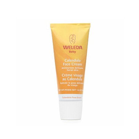 Weleda baby face cream