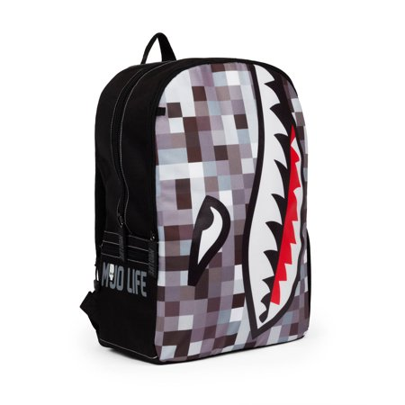 "17""  Digi Shark Backpack"