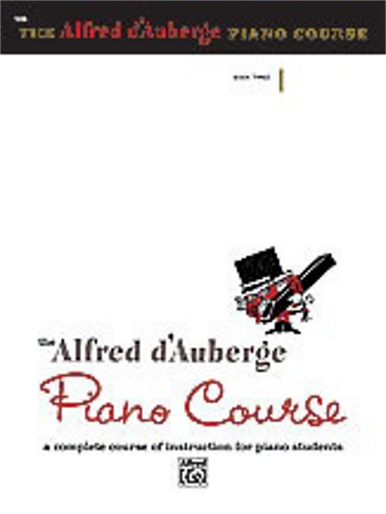 Click here to buy Alfred 00-506 Alfred d Auberge Piano Course- Lesson Book 3 Music Book by Alfred.