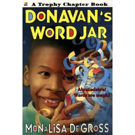 Donavan's Word Jar (Paperback) - Words Starting With Jar