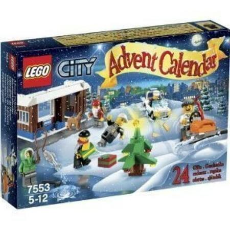 Lego Lego City Advent Calendar
