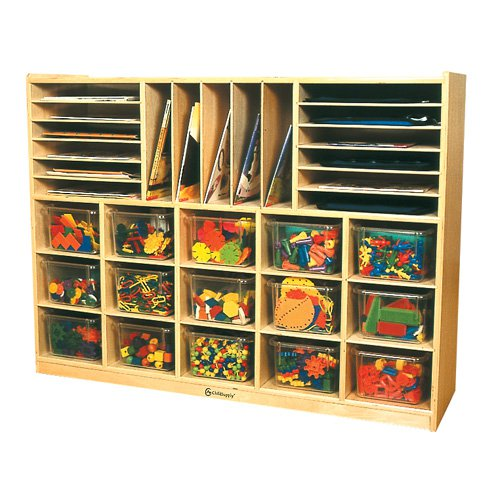 A+ Childsupply Art Station and File Organizer by A  Child Supply