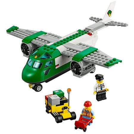 LEGO City Airport Airport Cargo Plane 60101 (Lego City Cargo)
