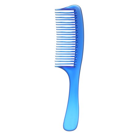 Anti-static Hair Combs Wide Teeth Comb Hair Pick Comb for Curly Hair Plastic Comb Hair Styling (Best Way To Comb Curly Hair)