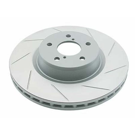 DBA DBA2115SR Street Series Slotted Front Vented Right-Hand Disc Brake Rotor