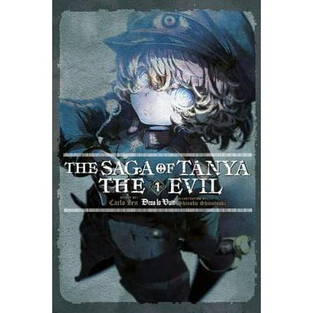 The Saga of Tanya the Evil, Vol. 1 (light novel) : Deus lo