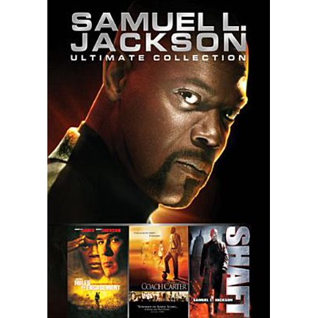 Samuel L. Jackson: Ultimate Collection - Coach Carter / Rules Of Engagement / Shaft
