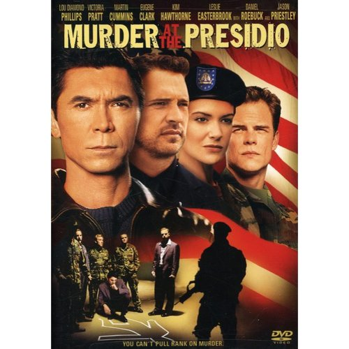 Murder At The Presidio (Widescreen)