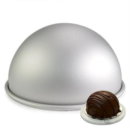 NY Cake Hemisphere Cake Pan 8 x 4 (8 X 4 Cake Pan)
