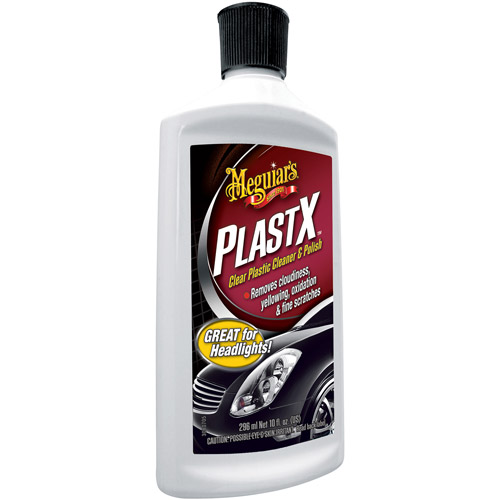 Meguiar's Plast-X Clear Plastic Cleaner and Polish