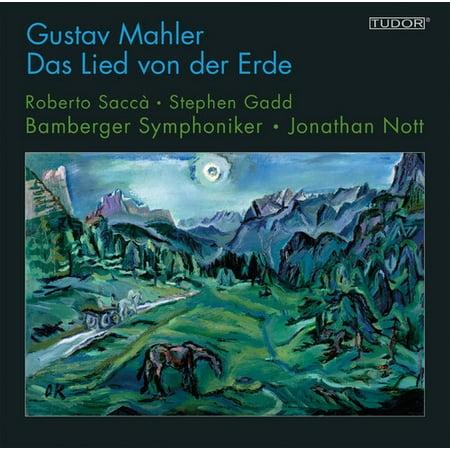 Mahler / Sacca / Nott - Gustav Mahler: Das Lied Von Der Erde