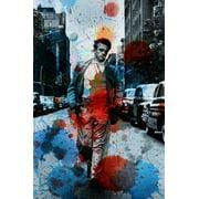 Parvez Taj James Dean NYC Art Print on Premium Canvas
