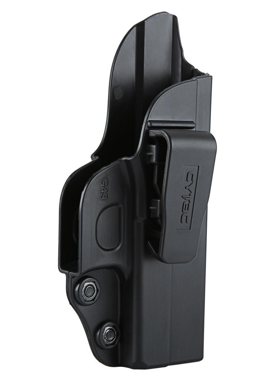 Tactical Scorpion Gear Glock 19 23 32 Polymer Concealed Inside Pants Holster by Tactical Scorpion Gear