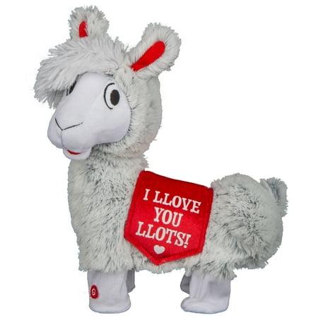Way To Celebrate Valentine's Day Twerking Llama
