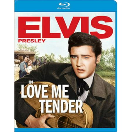 Love Me Tender (Blu-ray) - Elvis Side Burns